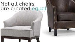 Not All Chairs are Created Equal
