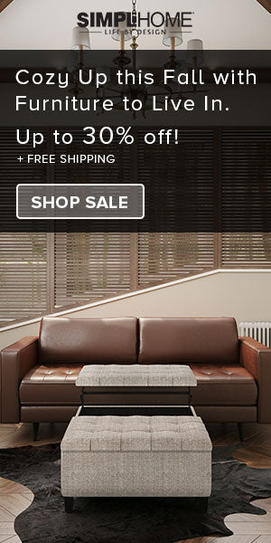 Simpli-Home.com - up to 30% Off with free shipping