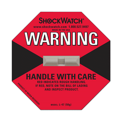 ShockWatch - Handle with Care
