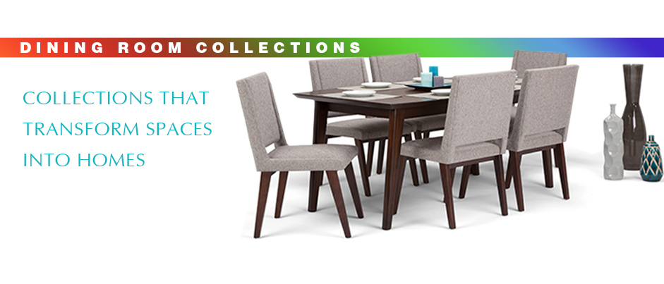 Shop by Dining Room Collections