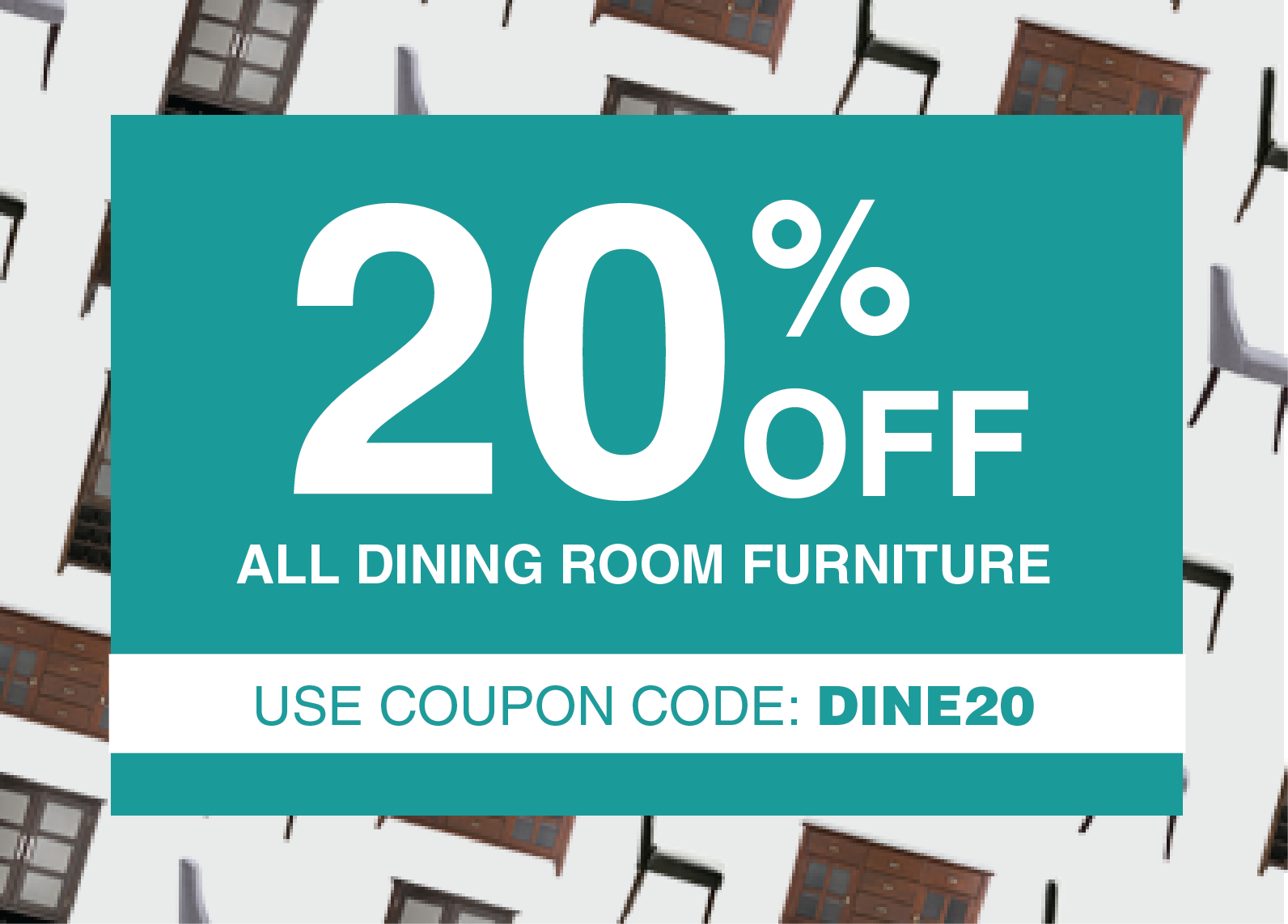 Dining Tables Ad