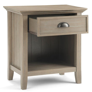 Acadian Bedside Table