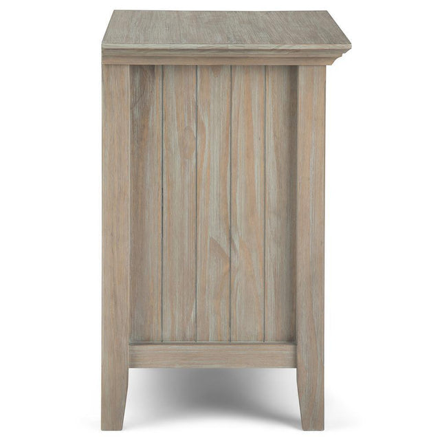 Load image into Gallery viewer, Distressed Grey | Acadian Bedside Table