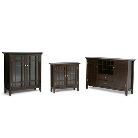 Tobacco Brown | Bedford Medium Storage Cabinet