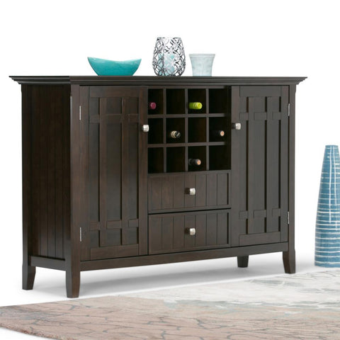 Bedford Sideboard Buffet & Winerack
