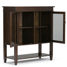 Load image into Gallery viewer, Tobacco Brown | Carlton Medium Storage Cabinet