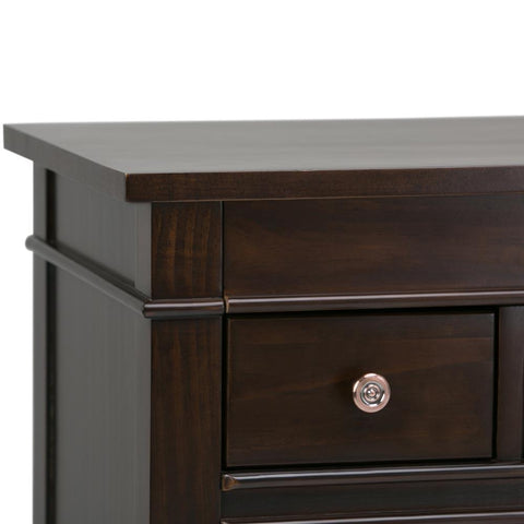 Tobacco Brown | Carlton Chest of Drawers