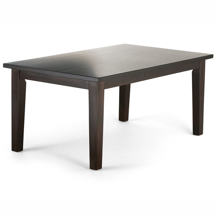 Java Brown | Eastwood 66 x 40 inch Rectangle Dining Table