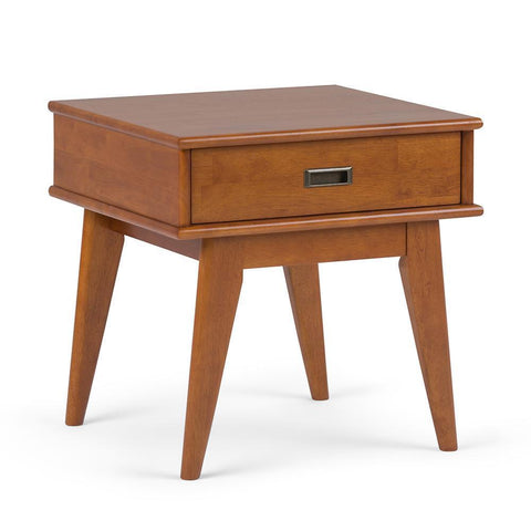 Draper Mid Century End Table