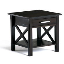 Load image into Gallery viewer, Hickory Brown | Kitchener 20.5 inch End Side Table