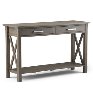 Kitchener 47.5 inch Console Sofa Table
