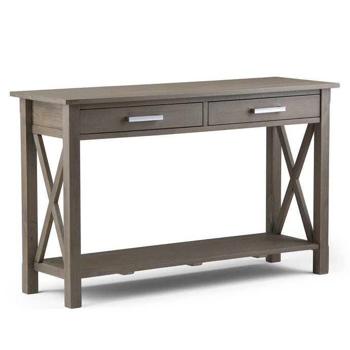 Farmhouse Grey | Kitchener 47.5 inch Console Sofa Table