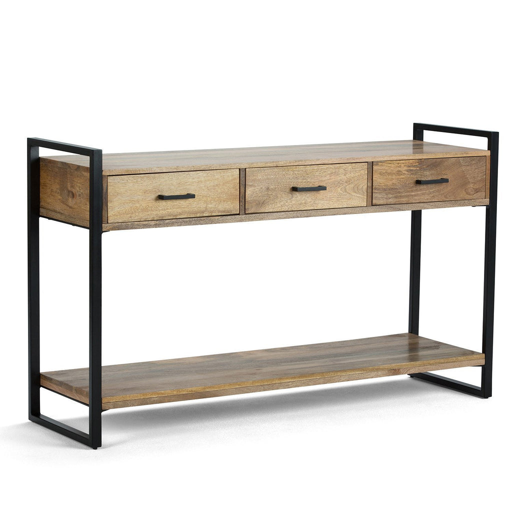 Riverside 54.5 inch Console Sofa Table