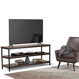 Dark Chestnut Brown | Skyler 60 inch TV Media Stand