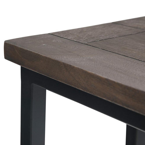 Walnut Brown | Skyler C Side Table