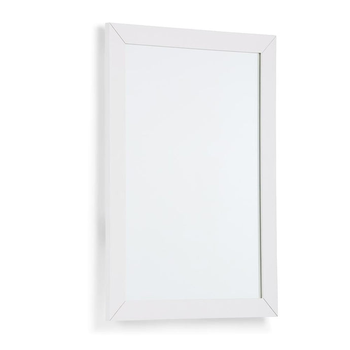 22 inch x 30 inch | Cape Cod Off White Mirror