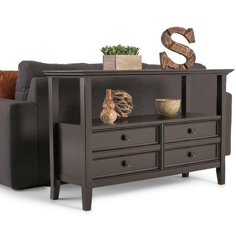 Hickory Brown | Amherst Console Sofa Table
