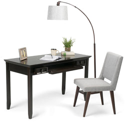 Dark Brown | Amherst Desk
