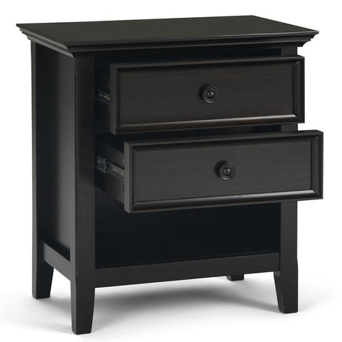 Hickory Brown | Amherst Bedside Table