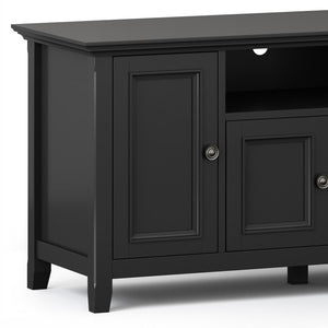Black | Amherst 72 inch Wide TV Media Stand