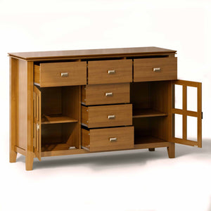 Honey Brown | Artisan Sideboard Buffet