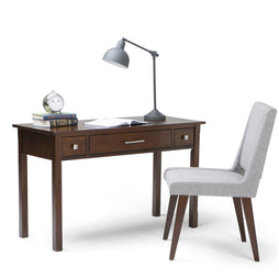 Dark Tobacco Brown | Avalon Office Desk