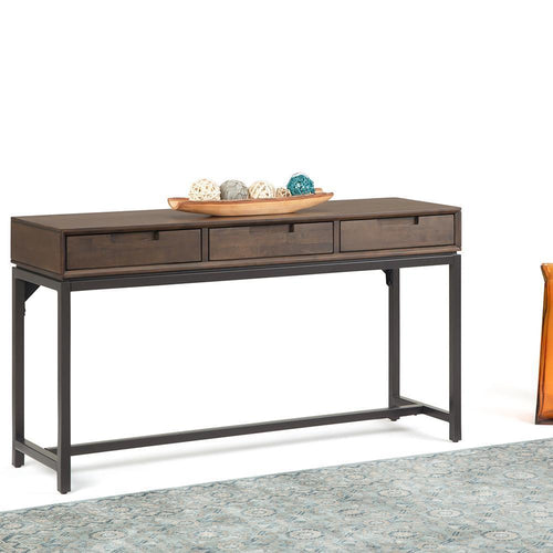 Banting Mid Century Wide Console Table