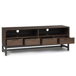 Banting Mid Century Low TV Stand