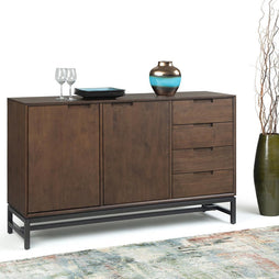 Banting Mid Century Sideboard with Side Drawers