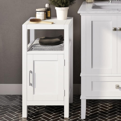 Pure White | Gatsby Floor Storage Cabinet