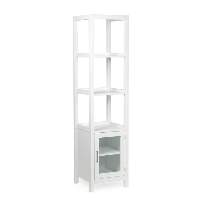 Pure White | Gatsby Bath Storage Tower