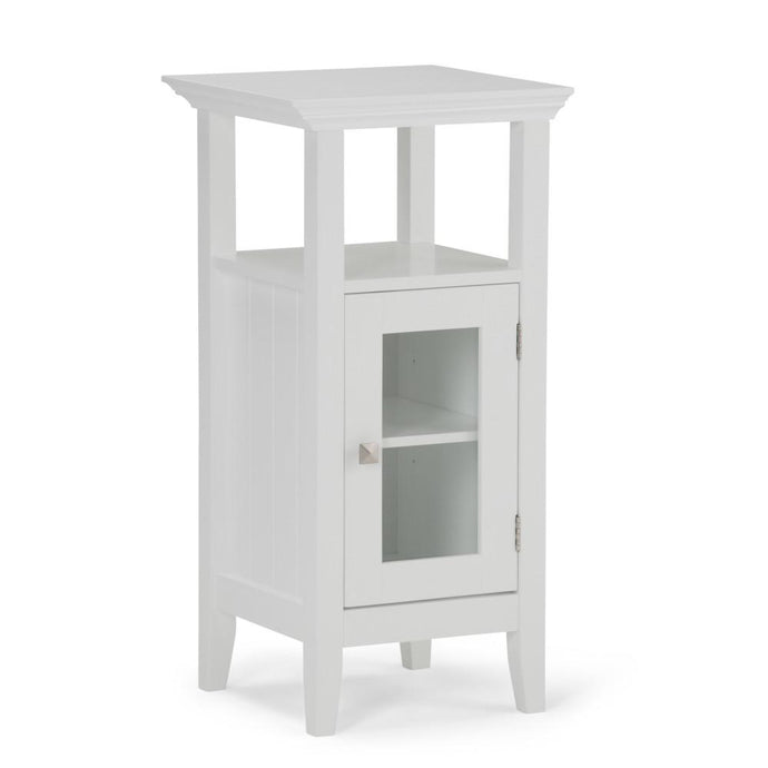 Pure White | Acadian Floor Storage Cabinet