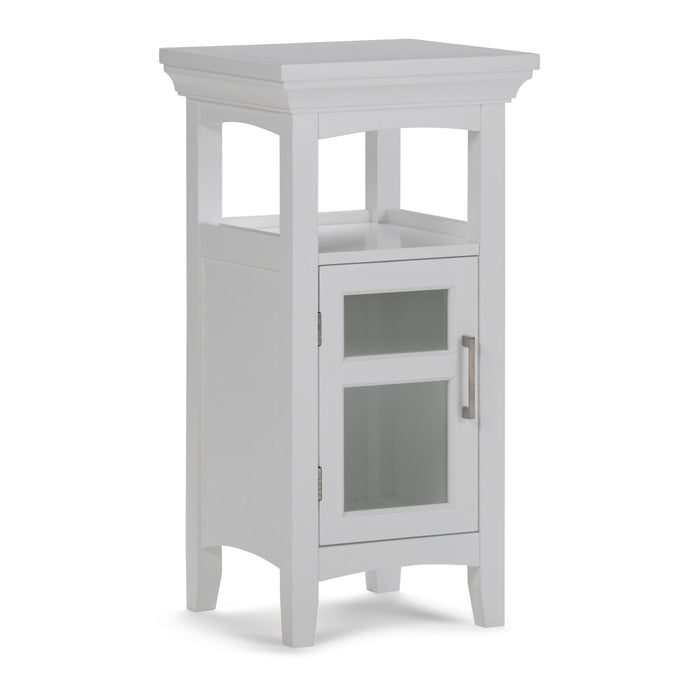 Pure White | Avington Floor Storage Cabinet