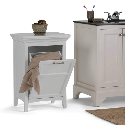 Pure White | Avington Laundry Hamper