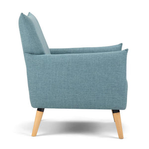 Dark Cyan | Keenan Accent Chair