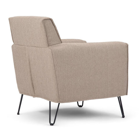 Mocha | Warren Accent Chair