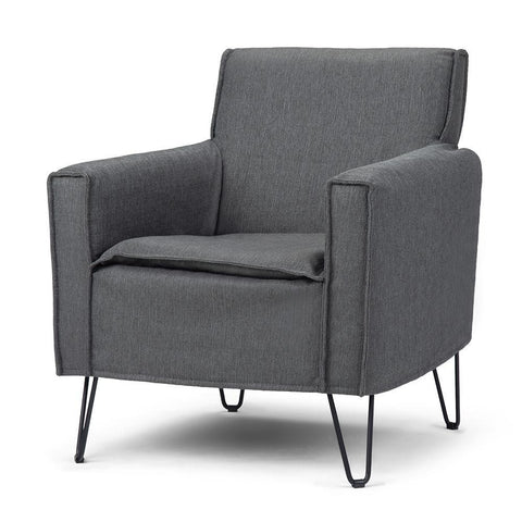 Slate Grey | Warren Accent Chair