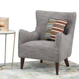 Libby Winged Back Accent Chair