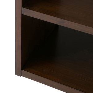 Camden Solid Wood Bookcase