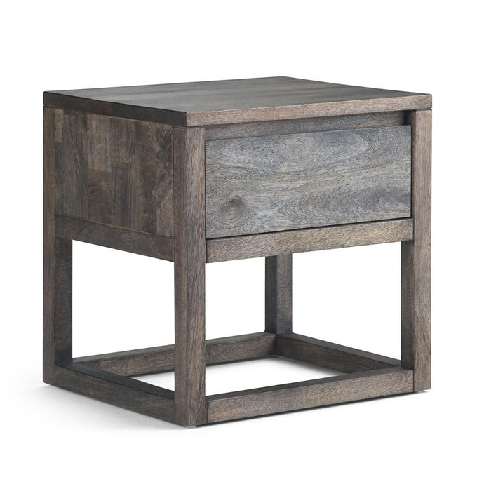 Barnwood Brown | Cornell End Table