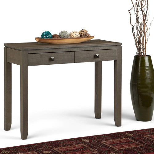 Farmhouse Grey | Cosmopolitan Console Sofa Table