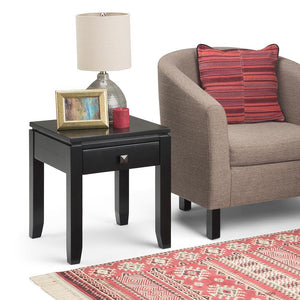 Black | Cosmopolitan End Side Table