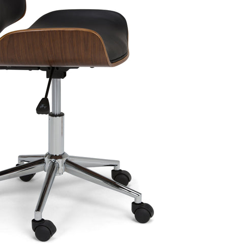 Dax Bentwood Office Chair