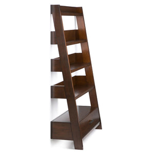Deanna Solid Wood Ladder Shelf