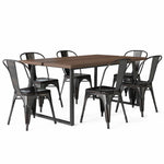 Fletcher III 7 Piece Dining Set