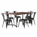 Fletcher V 7 Piece Dining Set