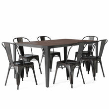 Load image into Gallery viewer, Fletcher II 7 Piece Dining Set