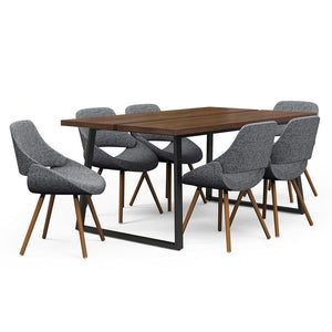 Malden II 7 Piece Dining Set