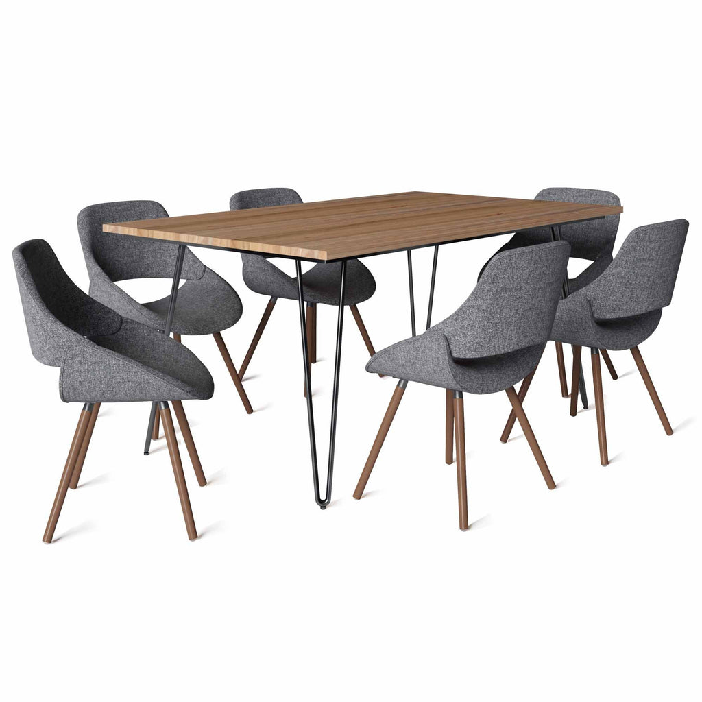 Malden IV 7 Piece Dining Set