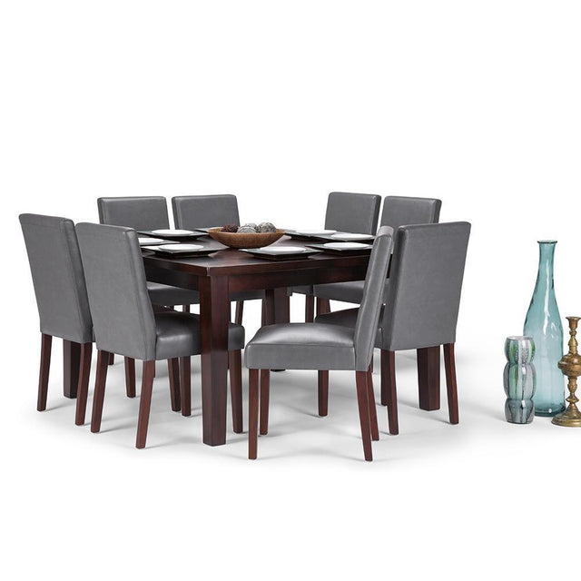 Load image into Gallery viewer, Stone Grey | Ashford 9 Piece Dining Set